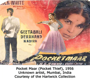 Bollywood Cinema Showcards: New Exhibit at the ROM | NewBindian ...