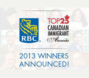 RBC Top 25 Canadian Immigrant Article Image